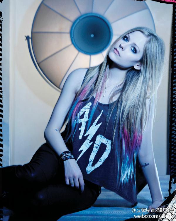 Аврил Лавин, фото 14005. Avril Lavigne LQ, foto 14005