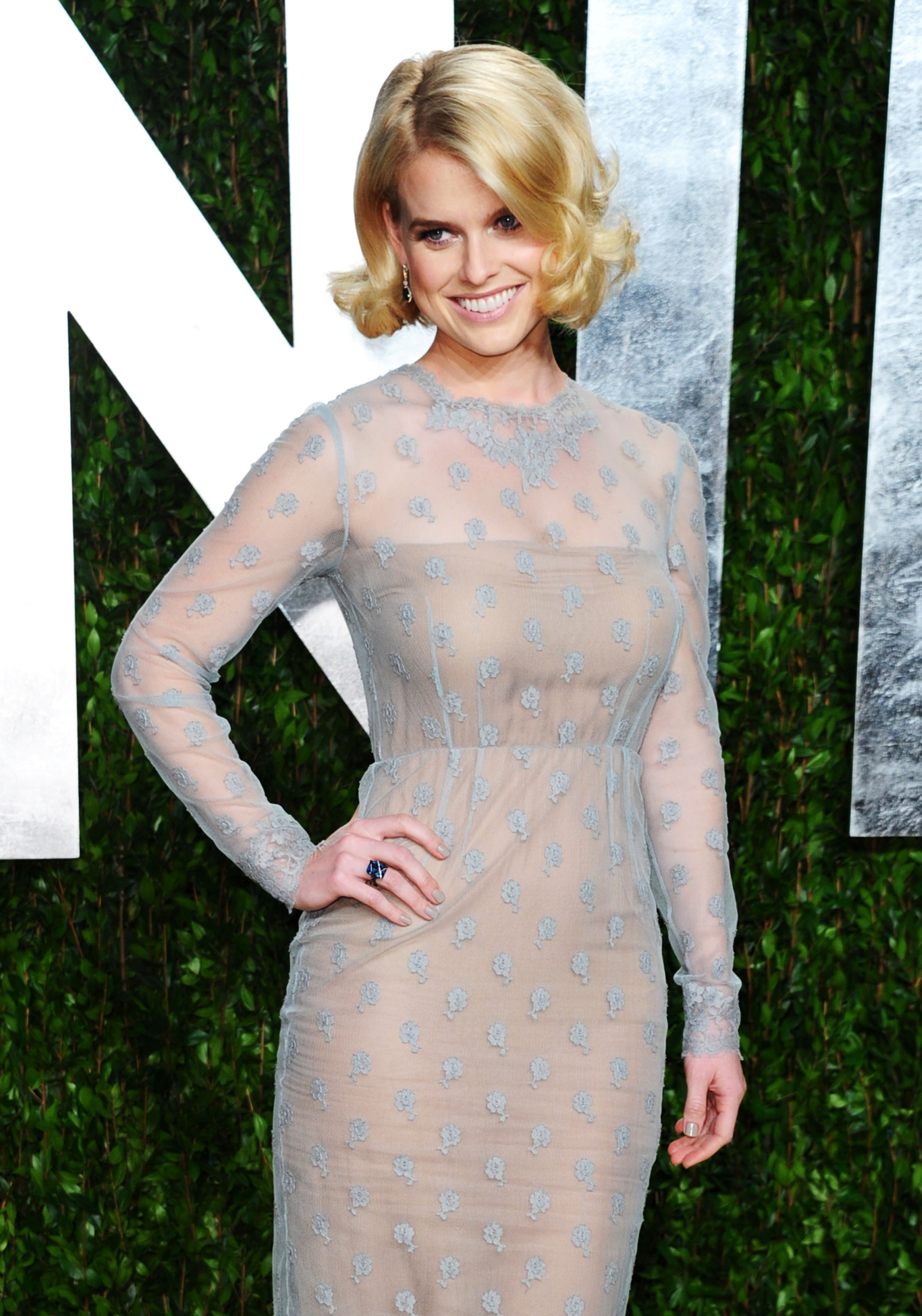 Элис Ив, фото 324. Alice Eve 2012 Vanity Fair Oscar Party - February 26, 2012, foto 324