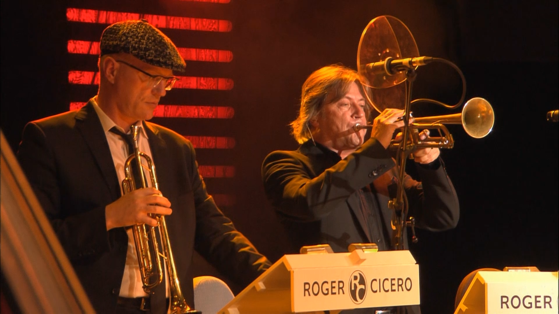 2010 Roger Cicero - Live at Montreux [Blu-ray] 0