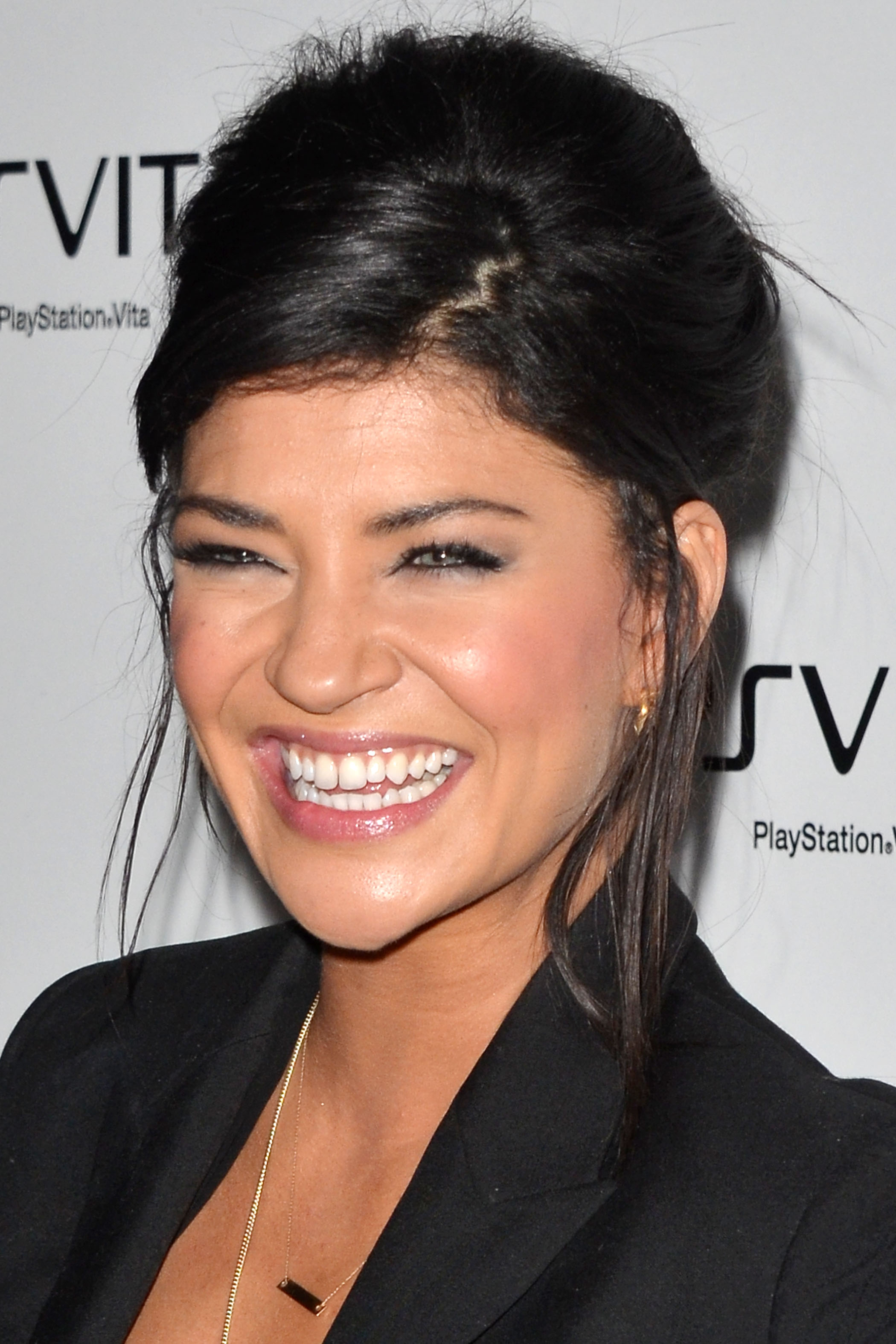 Джессика Зор, фото 1079. Jessica Szohr Launch of the Sony PS Vita in Hollywood - February 15, 2012, foto 1079