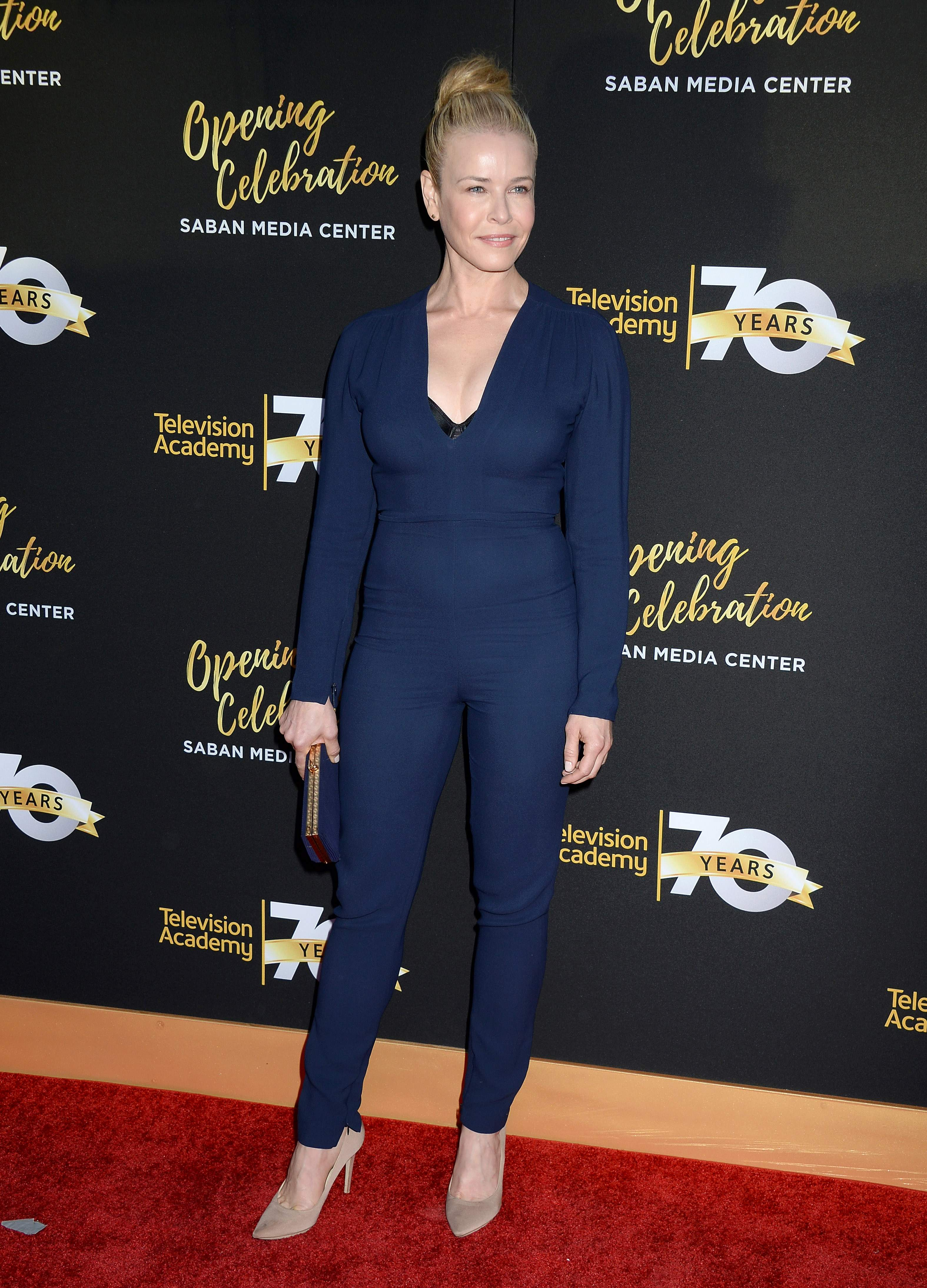 Chelsea Handler Television Academy's 70th Anniversary Gala, Los Angeles June 2-2016 005.jpg