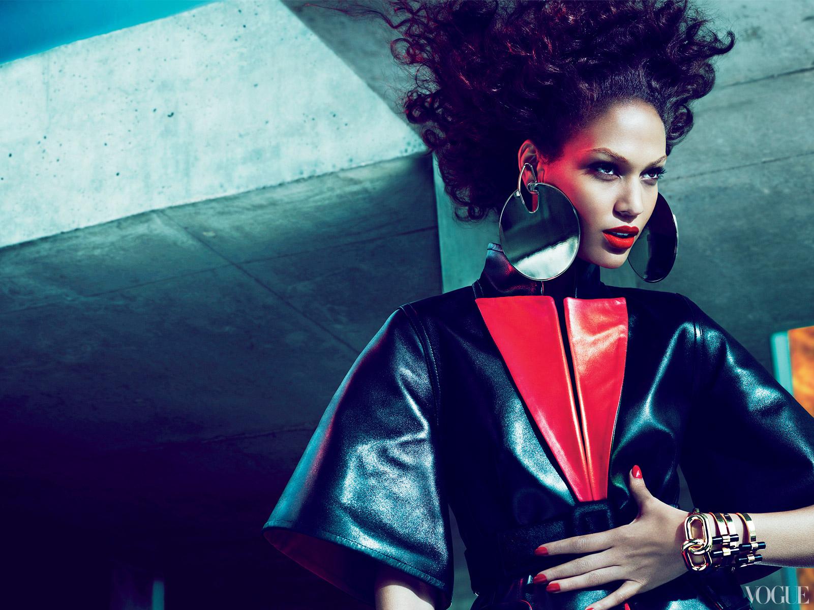 Joan Smalls Mert Alas Marcus Piggott Photoshoot 2012 for Vogue 02.jpg