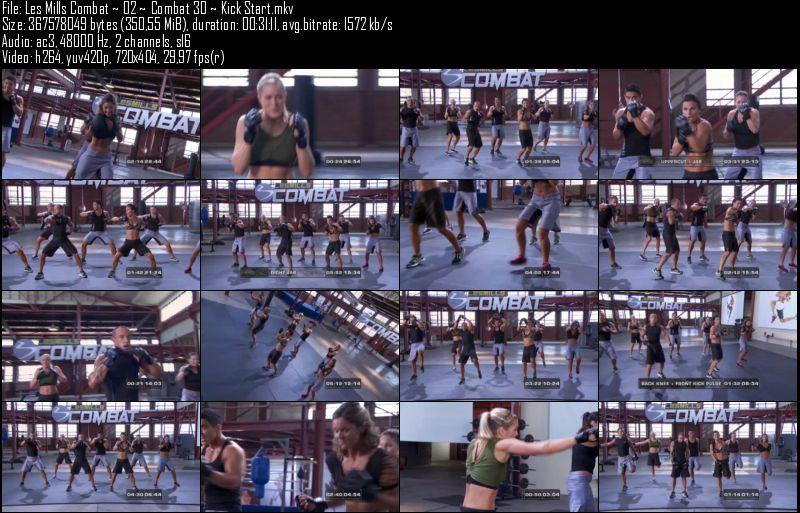 Les Mills Combat ~ 02 ~ Combat 30 ~ Kick Start.jpeg