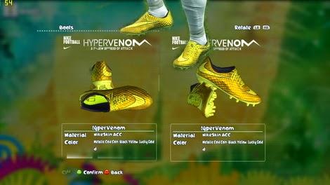 5 PES 2013 Nike Hypervenom Golden Dream Neymar JR by WENS.jpg