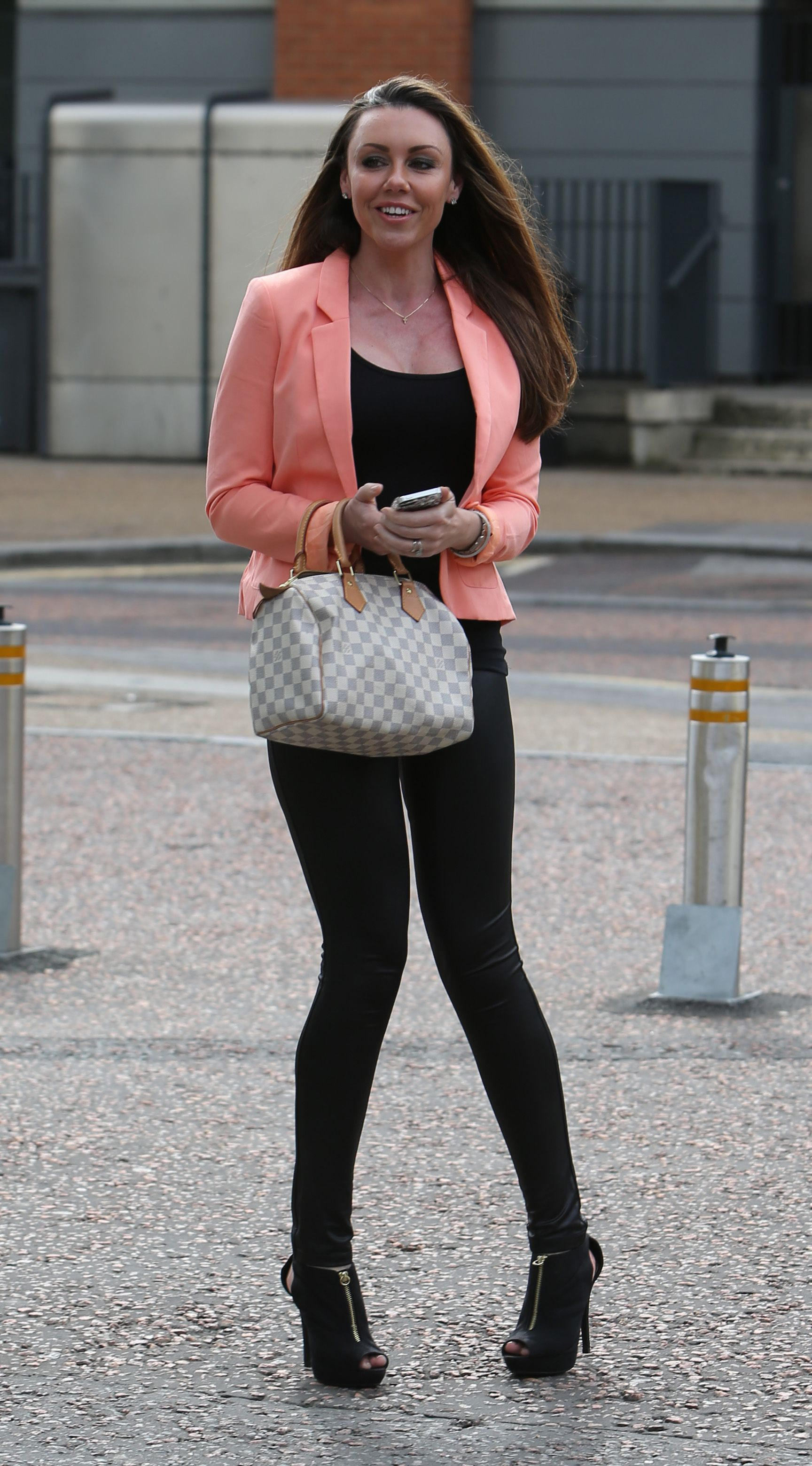 Michelle Heaton  - ITV  Studios 22nd Apr 2013 (7).jpg