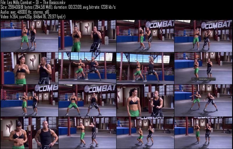 Les Mills Combat ~ 01 ~ The Basics.jpeg