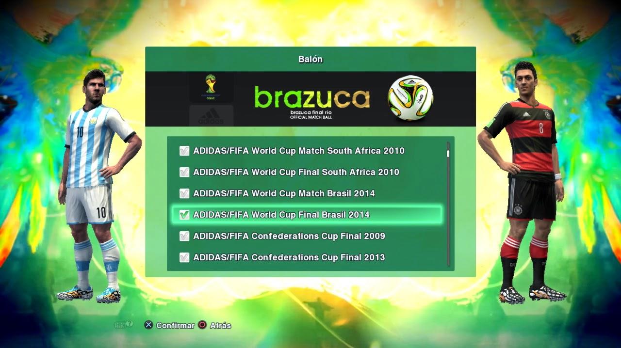 4 Pack of (166) Balls Pes 13 - V1.5 Full HD (FIFA WC 2014).jpg