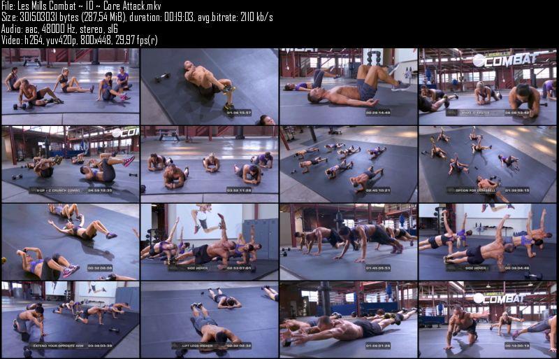 Les Mills Combat ~ 10 ~ Core Attack.jpeg