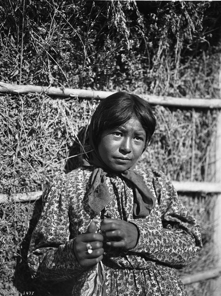 Young Chemehuevi Indian girl, ca.1900 3.jpg