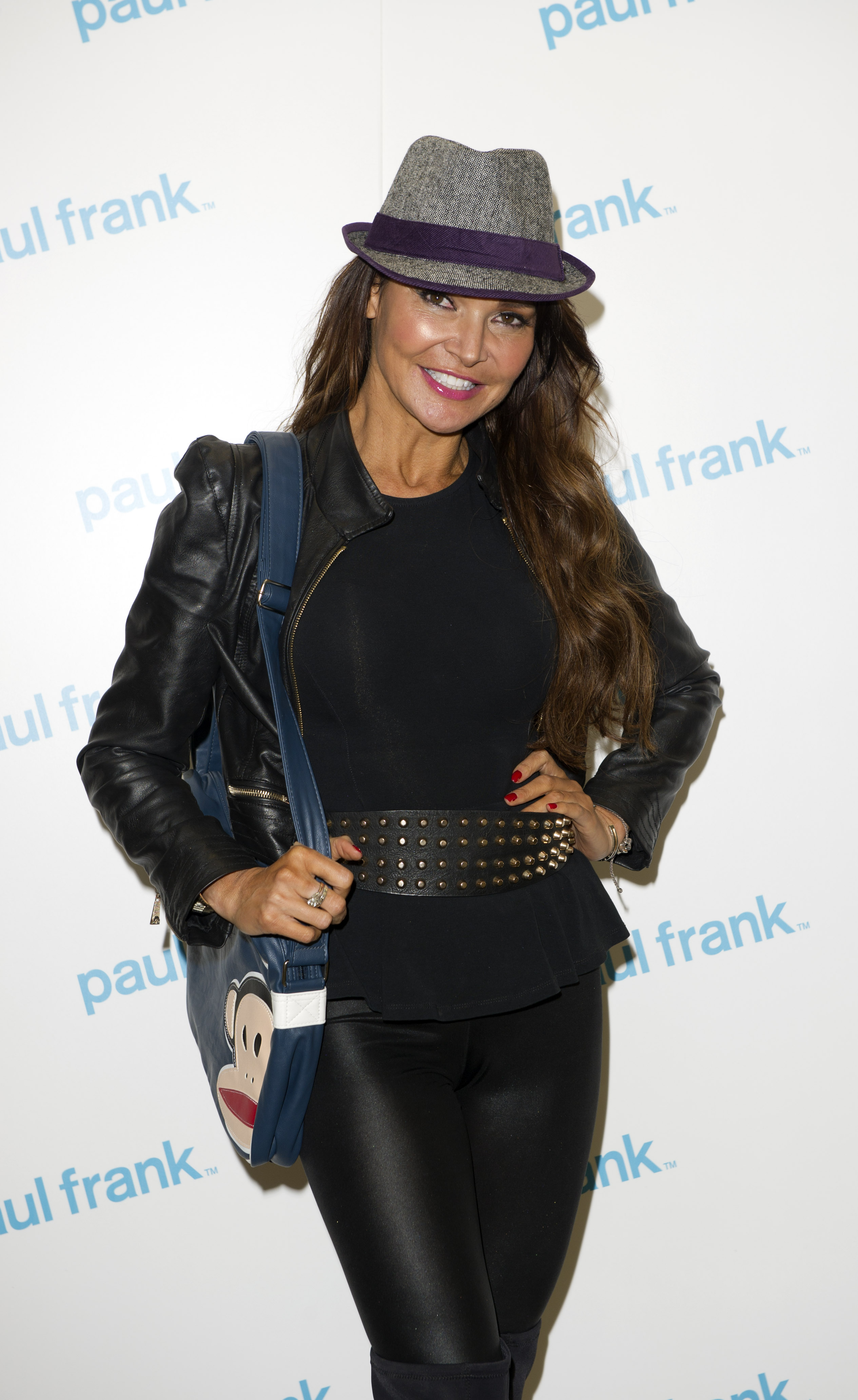 Lizzie Cundy   - Come Rock With Paul Frank 15th oct 2013 (2).jpg