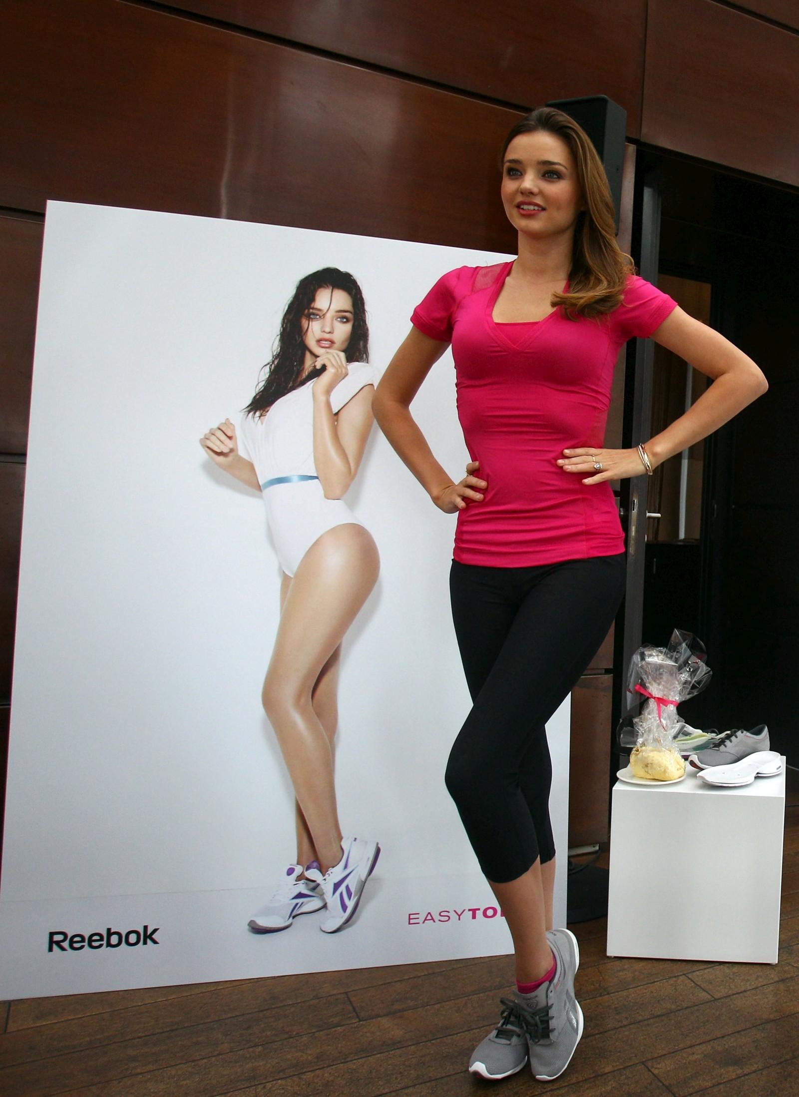 Miranda Kerr Reebok Campaigne Launch Munich (5).jpg