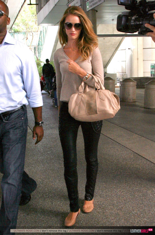 Rosie Huntington-Whiteley was spotted arriving back in LA leathergirlsblog-com- (1).jpg