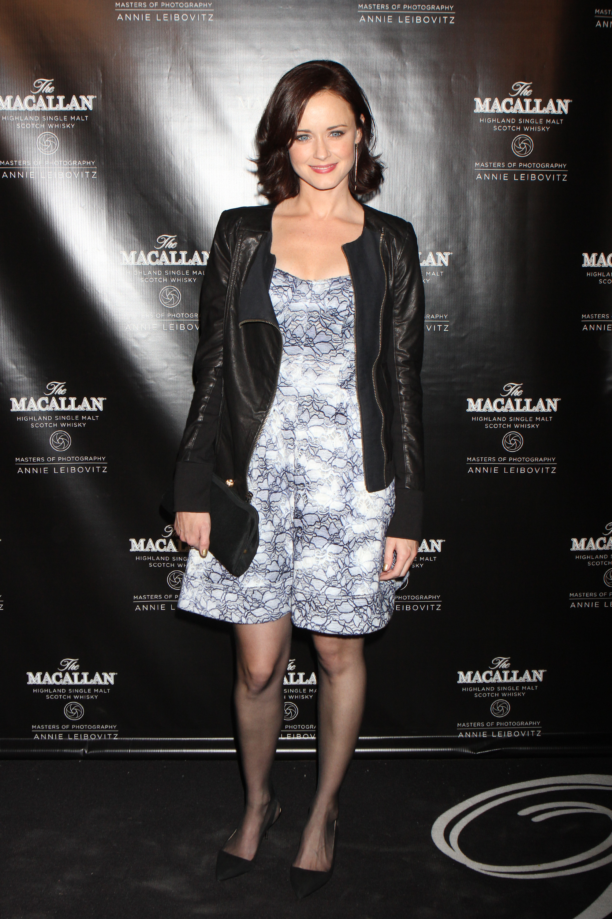 Alexis Bledel - The Macallan Masters Of Photography Series Launch - NYC - 101012_001.jpg