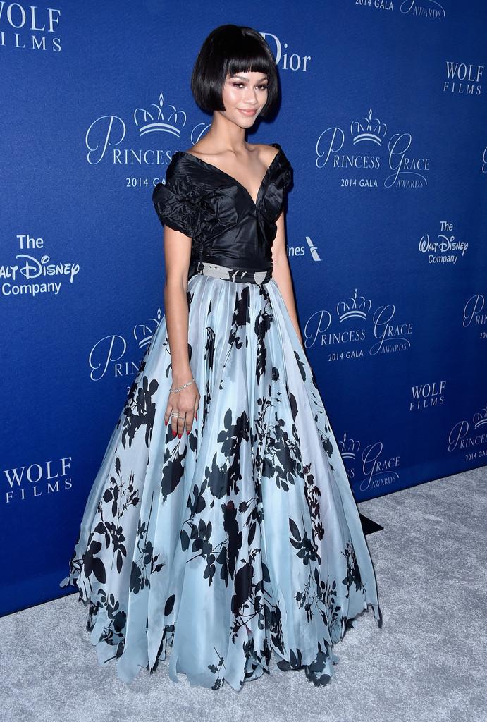 2014 Princess Grace Awards Gala Arrivals YpByLjSX8mBx.jpg