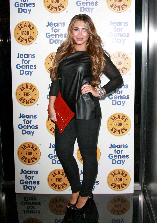 Lauren Goodger  - Jeans for genes 4th sept 2012 (4).jpg