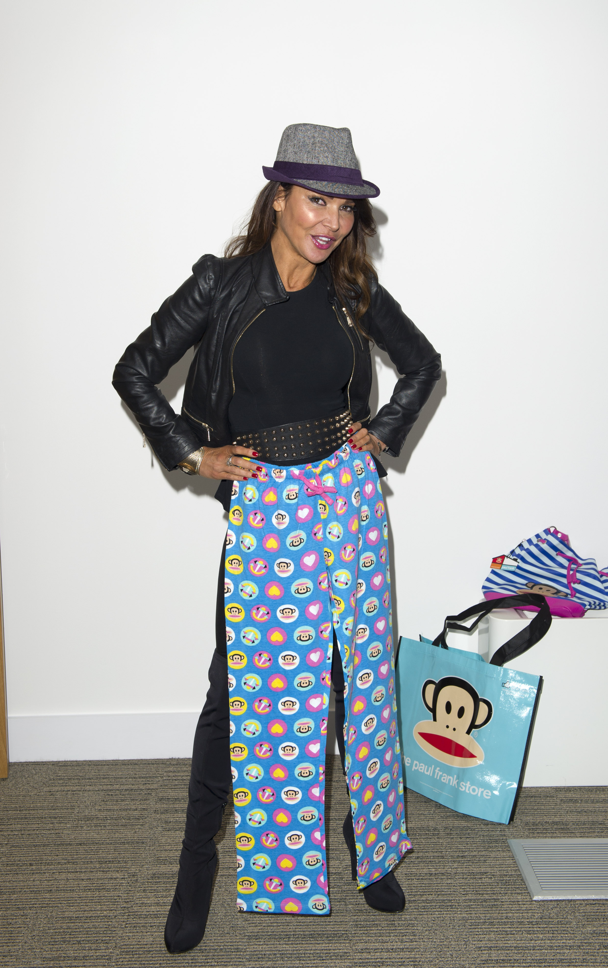 Lizzie Cundy   - Come Rock With Paul Frank 15th oct 2013 (5).jpg